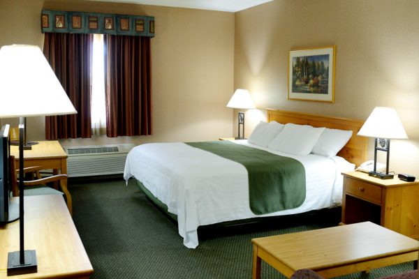 Sault Ste. Marie Hotel Standard Room