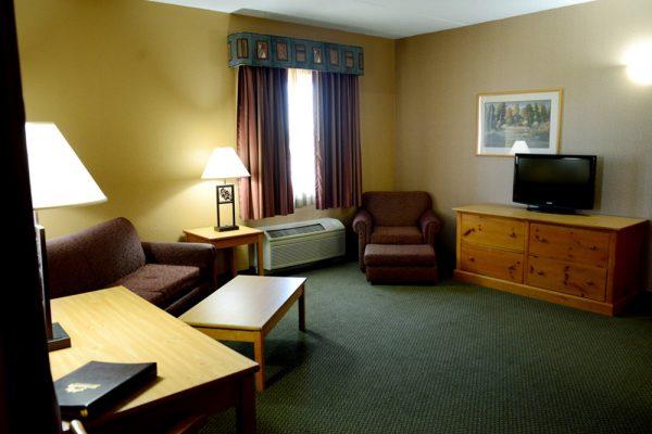 Sault Ste. Marie Hotel Suite