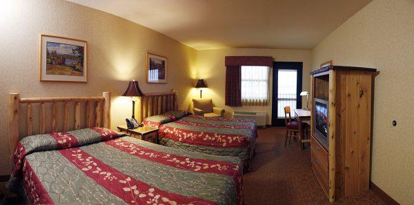 St. Ignace Hotel Standard Room