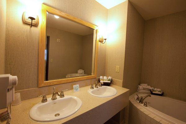 St. Ignace Hotel Suite