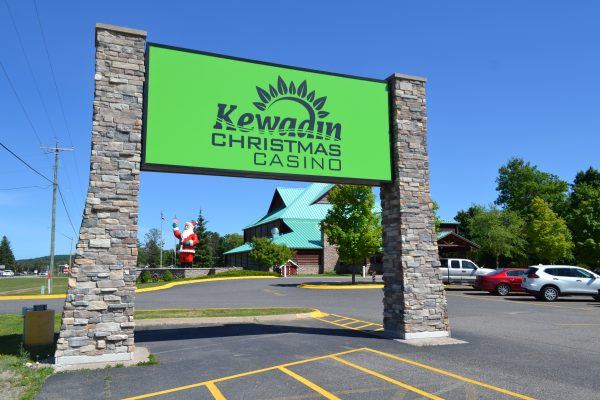Kewadin Christmas Casino