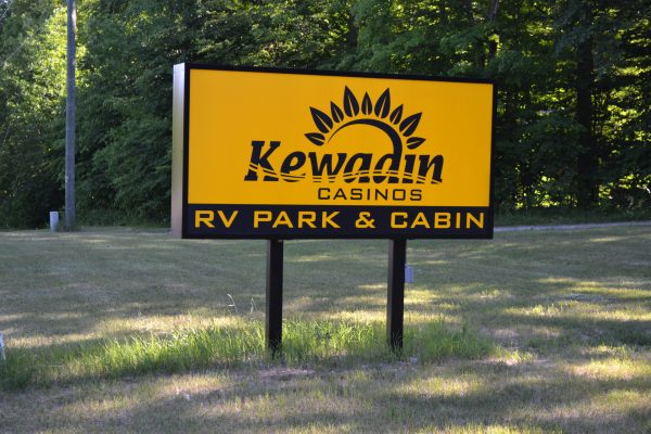 Kewadin Casinos RV Park & Cabin