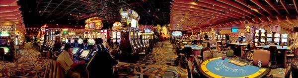 Kewadin Gaming Floor Sault